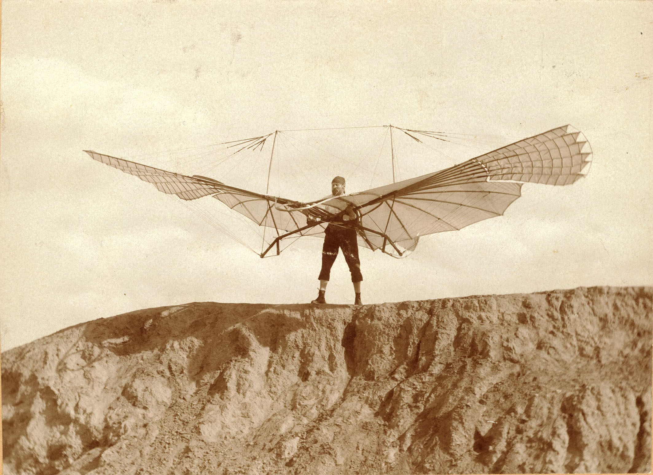 Quotes Otto Lilienthal Archiv Otto-lilienthal-museum
