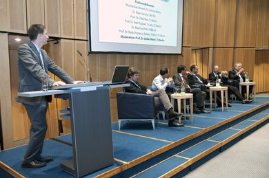"Think Tank der TU Berlin zum Thema ""Cloud Computing"""