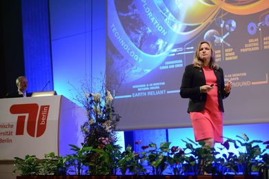 Dr. Ellen Stofan, NASA Chief Scientist