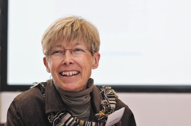 Prof. Dr. Lynn Mc Alpine, Direktorin am Centre for Excellence in Preparing for Academic Practice, University of Oxford